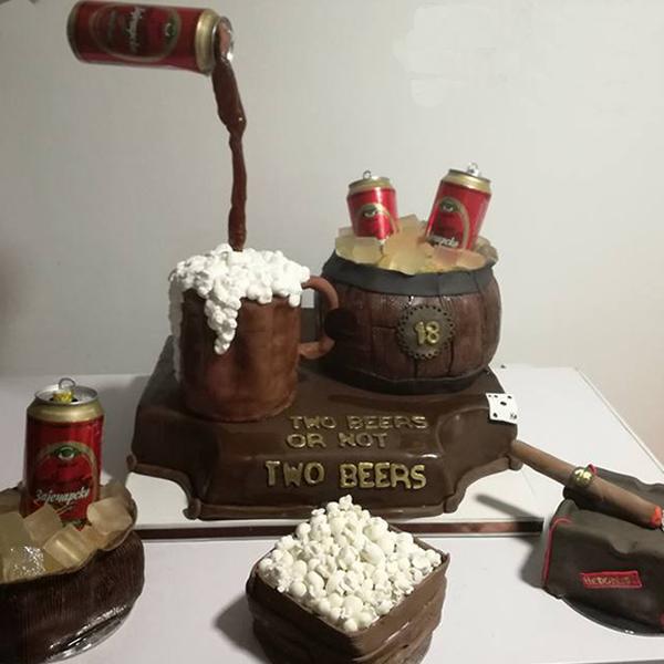 Torte za 18. rodjendan